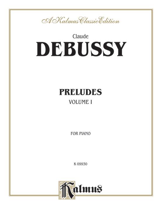 Preludes, Volume I