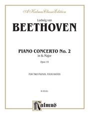 Piano Concerto No. 2 in B-flat, Opus 19