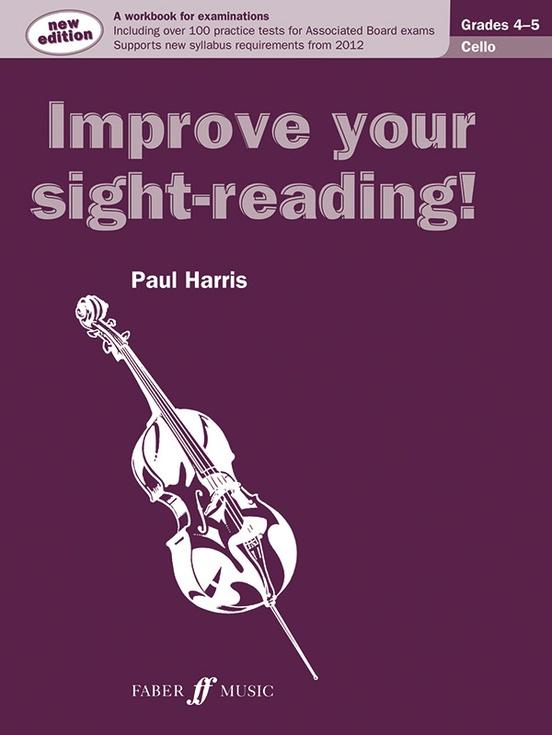 Improve Your Sight-Reading! Cello, Grade 4-5