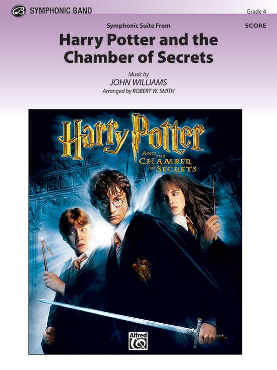 Harry Potter and the Chamber of Secrets, Symphonic Suite from