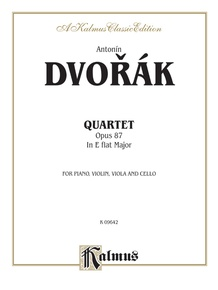 Quartet in E-flat Major, Opus 87