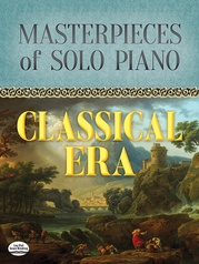 Masterpieces of Solo Piano: Classical Era
