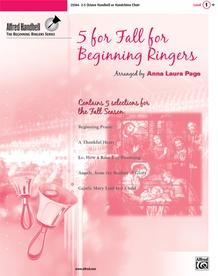 5 for Fall for Beginning Ringers