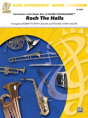 "Rock the Halls (Based on ""Deck the Halls"")"