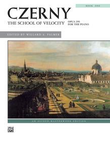 Czerny, School of Velocity, Book 1