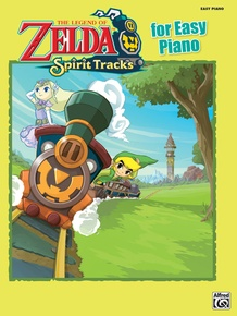 The Legend of Zelda™: Spirit Tracks for Easy Piano