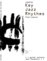 Reading Key Jazz Rhythms: Guitar
