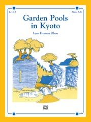 Garden Pools in Kyoto