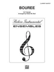 Bouree from the Water Music Suite