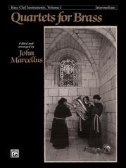 Quartets for Brass, Volume 1