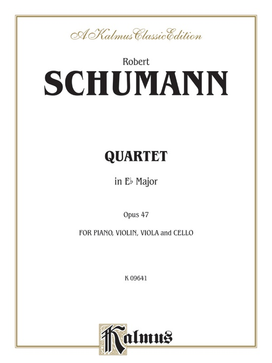 Quartet in E-flat Major, Opus 47