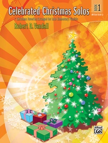 Celebrated Christmas Solos, Book 1