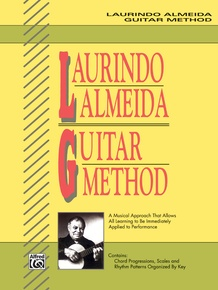 Laurindo Almeida Guitar Method