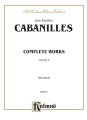 Complete Organ Works, Volume II