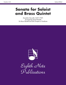 Sonata for Soloist and Brass Quintet