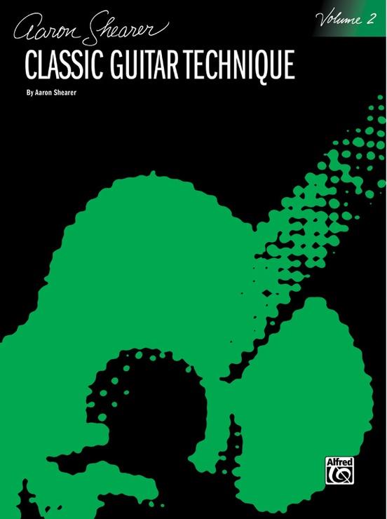 Classic Guitar Technique Volume 2 Guitar Book