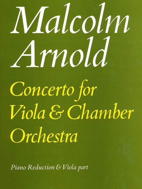 Concerto for Viola