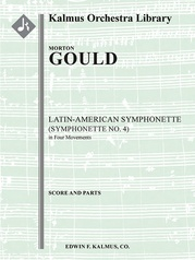 Latin American Symphonette (Symphonette No. 4)