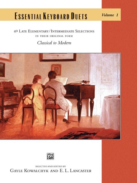 Essential Keyboard Duets, Volume 1