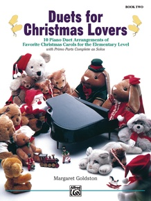 Duets for Christmas Lovers, Book 2