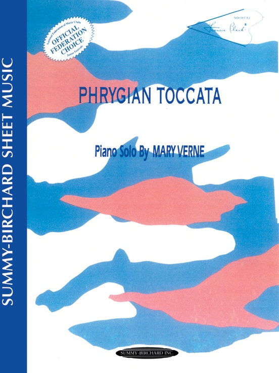 Phrygian Toccata
