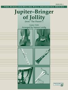 Jupiter--Bringer of Jollity