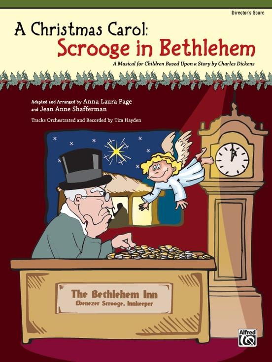 A Christmas Carol: Scrooge in Bethlehem