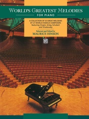 World's Greatest Piano Melodies