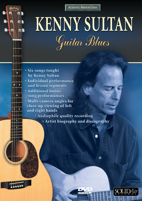 Acoustic Masterclass Series: Kenny Sultan -- Guitar Blues
