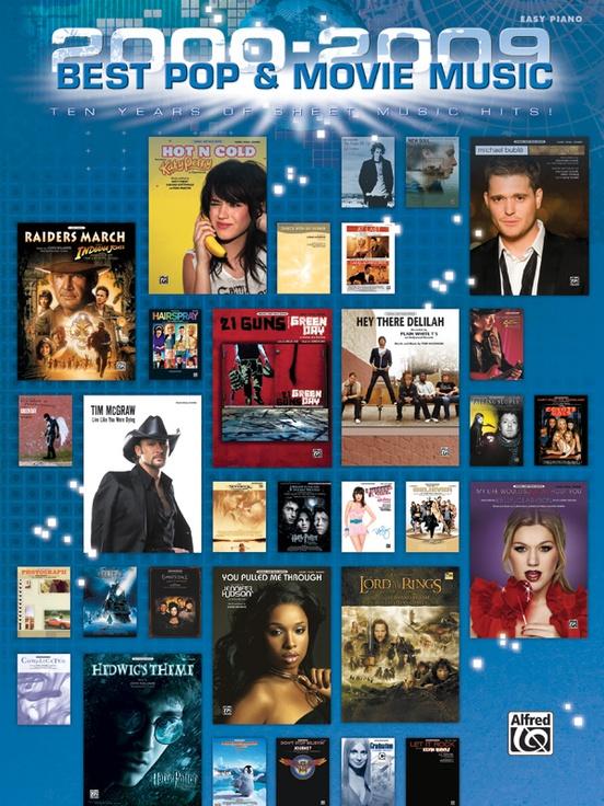 2000-2009 Best Pop and Movie Music