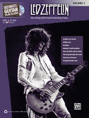 Ultimate Guitar Play-Along: Led Zeppelin, Volume 2