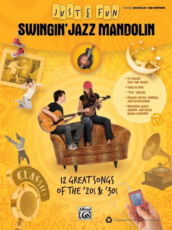 Just for Fun: Swingin' Jazz Mandolin
