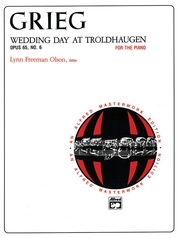 Grieg, Wedding Day at Troldhaugen, Opus 65, No. 6
