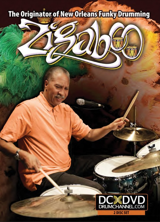 Zigaboo: The Originator of New Orleans Funky Drumming