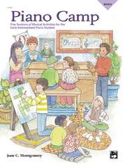 Piano Camp, Book 4