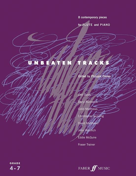 Unbeaten Tracks for Flute