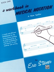 Workbook in Musical Notation, Book 1