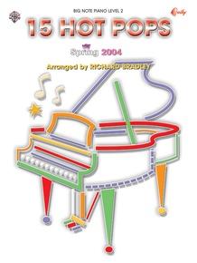 15 Hot Pops: Spring 2004