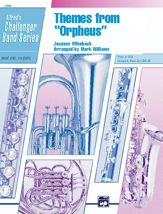 Themes from Orpheus