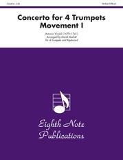 Concerto for 4 Trumpets (Movement I)