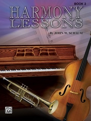 Harmony Lessons, Book 2 (Note Speller 4)