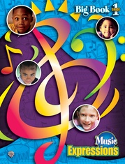 Music Expressions™ Grade 1: Big Book