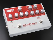BBE Acoustimax Acoustic Guitar Preamp Pedal