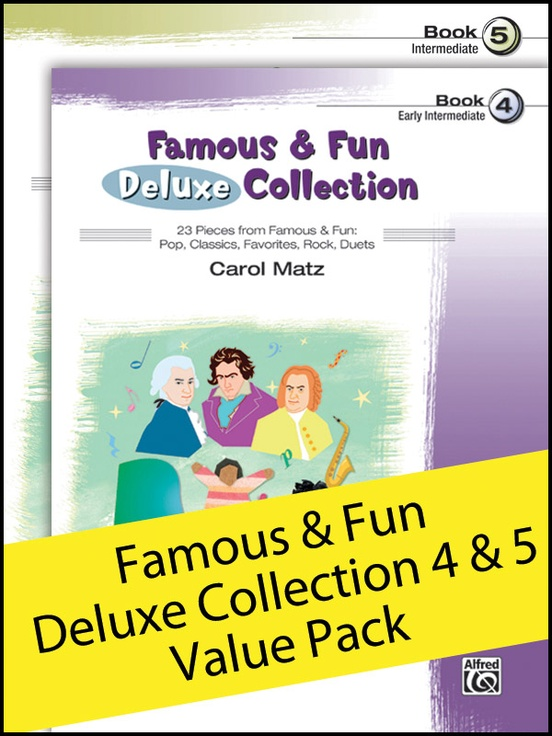 Famous & Fun Deluxe Collection 4-5 (Value Pack)