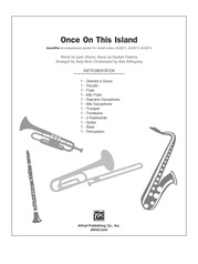 Once on This Island: A Choral Medley