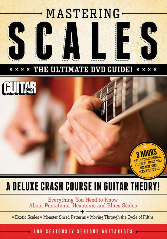 Guitar World: Mastering Scales