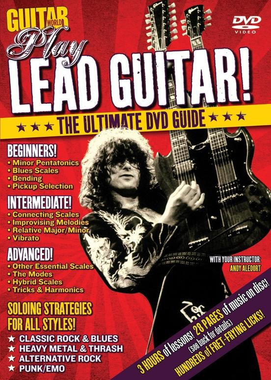 Guitar World: Play Lead Guitar!