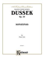 Sonatinas, Opus 20
