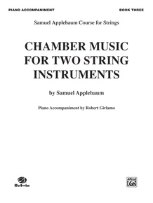 Chamber Music for Two String Instruments, Book III