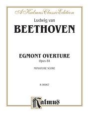 Egmont Overture, Opus 84
